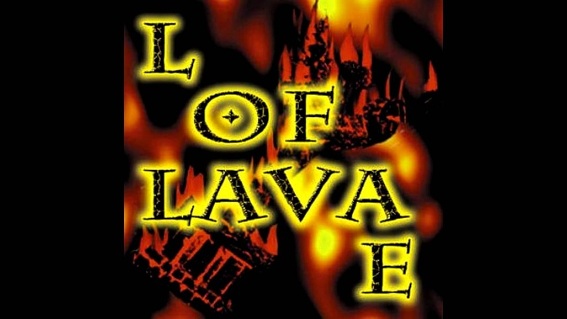 Trey Azagthoth Love Of Lava Limited Edition 1999