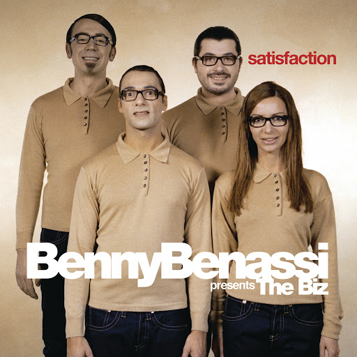 Benny Benassi альбом Satisfaction