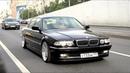 Преображение BMW E38 от Smart Detailing