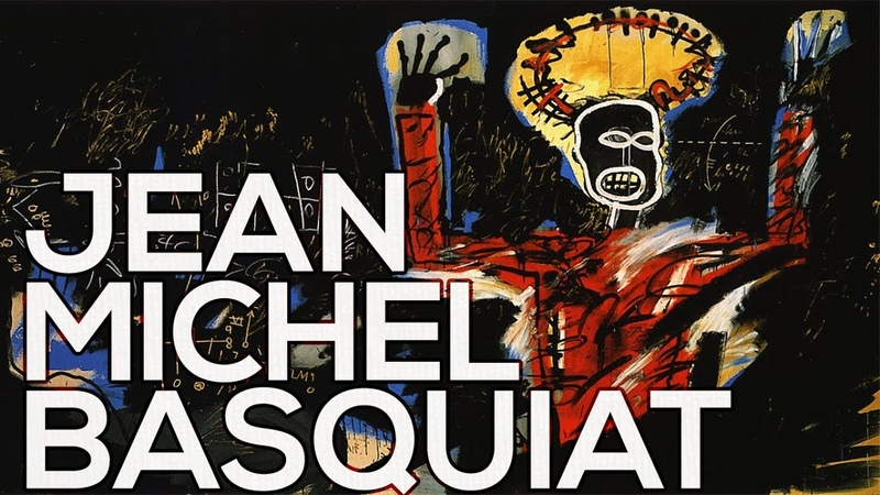 Jean Michel Basquiat: A collection of 135 works (HD)