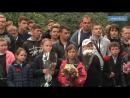 Митинг в память о жертвах теракта в Беслане