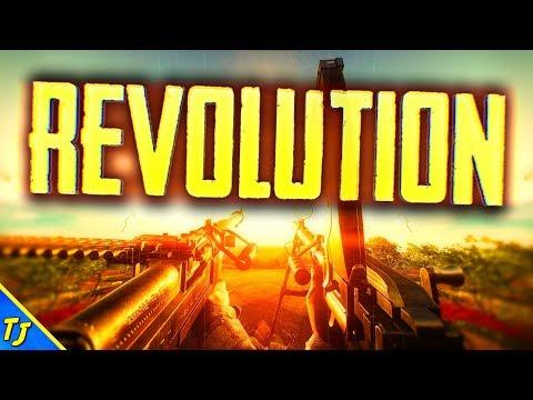 Battlefield 1 Gun Sync | The Score - Revolution (with Lyrics)