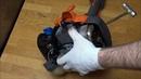 Husqvarna 122c ремонт триммера. Полная версия.
