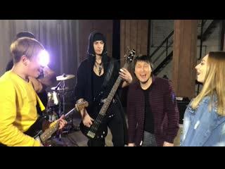 Лагань встречай cover band *PARADOX*