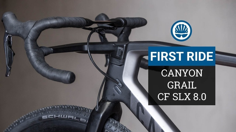 Canyon Grail CF First Ride Review - Gravel Bike Rides Well Looks... Different