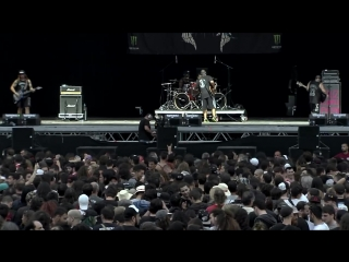 Suicidal Tendencies - Live at Resurrection Fest EG (2017)