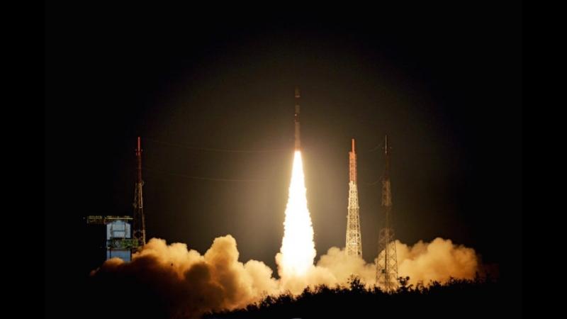 Пуск и вывод на орбиту РН PSLV с двумя британскими спутниками для наблюдения за Землёй - SSTL S1-4 и NovaSAR-1