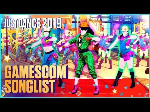 Just Dance 2019: Official Songlist | Gamescom Songlist
