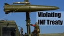 Senior lawmaker Russia did not test Iskander M missiles with range violating INF Treaty