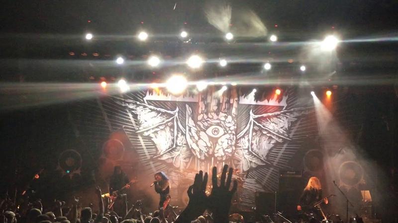 Arch Enemy - War Eternal(Moscow 15.07.2019)