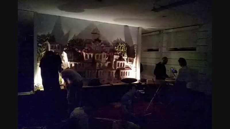 ТШ Бубна шаманский джем в Благодаре