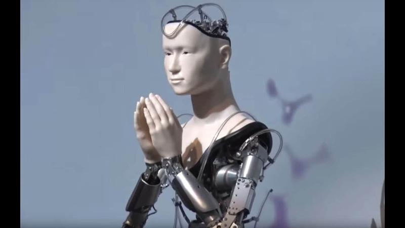 Приплыли: Робот стал божеством. Церковь Искусственного Интеллекта. Синтетические люди Реж.Царёва