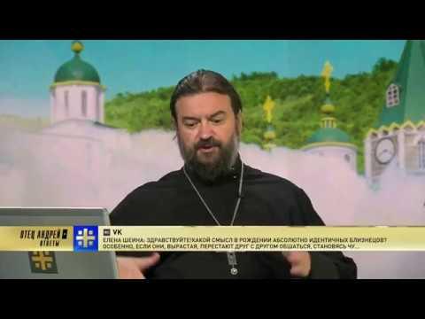 Прот.Андрей Ткачёв Отвечает на ваши вопросы (13.08.2018)