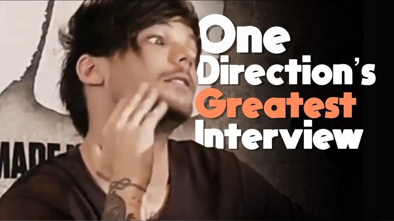 One Direction's Greatest Interview (Without Zayn)