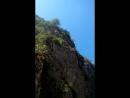 место в горах Каменый мешок отрецательный угол наклона гор пять градусов