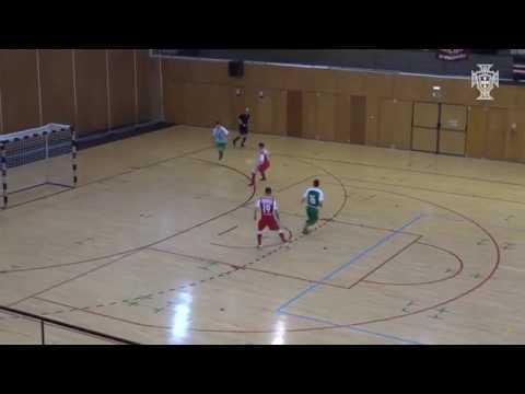 Liga Sport Zone, 14.ª jornada Braga AAUM 2-1 Rio Ave