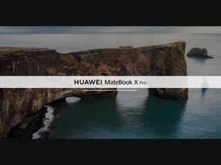 Победители конкурса с Huawei MateBook X Pro