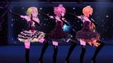 MMD Gumi Teto Neru - Little Apple - (T-ARA &amp Chopsticks Brothers) + DL