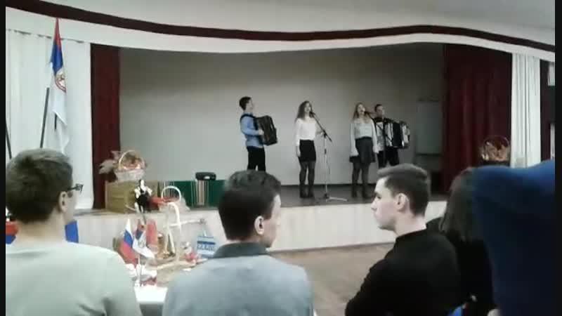 Сербский вечер Балкан-экспресс 2