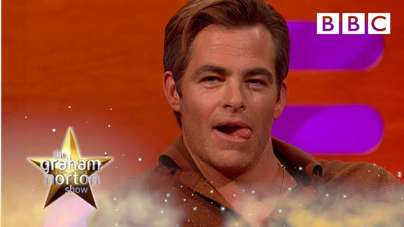 Why Chris Pine's penis needs a cultural movement - BBC