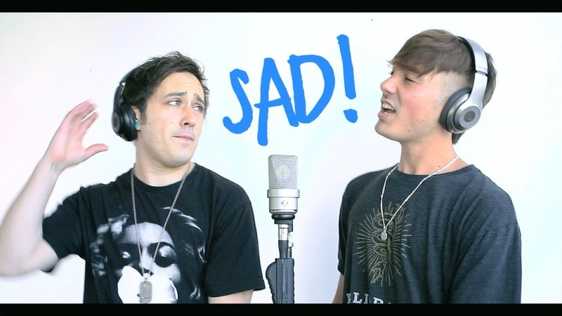 SAD! - XXXTENTACION (Cover by Gorenc Brothers) R.I.P. Jahseh Onfroy