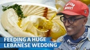 Chef Marcus Samuelsson Helps Cater a 700 Person Lebanese Wedding No Passport Required