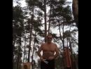 Индивидуальный инструктор Игнатов Александр (метание ножей по мишеням с различных позиций)