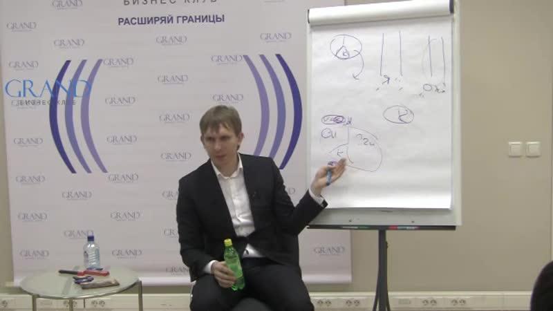 Новосельцев Контактная коммуникация двухдневный семинар