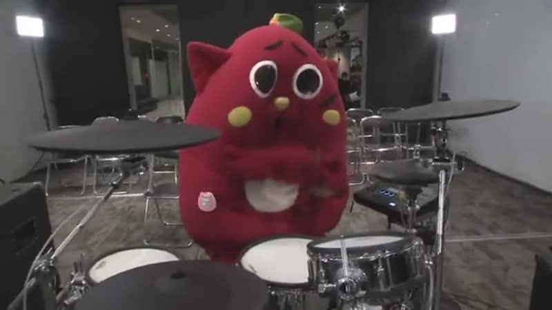 にゃんごすたーガチンコザホルモン2号店オーディションでホルモンのメンバーと「シミ」を演奏してみた