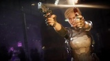 Mortal Kombat 11 Cassie Cage Smash