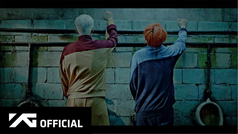 BIGBANG(GDT.O.P) - 쩔어(ZUTTER) M/V