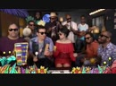 Camila Cabello The Roots and I sing Havana with classroom instruments