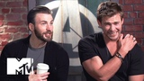'Avengers Age Of Ultron' Cast Know Their Biceps MTV News