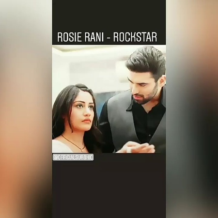"Twitter ➡️ @TeamSChandna on Instagram: ""📷 Rosie Rani -Rockstar Via @nikitindheer and @officialsurbhic NoIshqbaaazWithoutSurbhi Ishqbaaaz Surb..."
