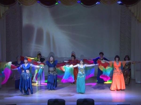Амурские ветераны отпраздновали День матери большим концертом