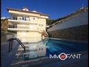 Meerblick Penthouse in Alanya Kargicak mit Garage und Pool