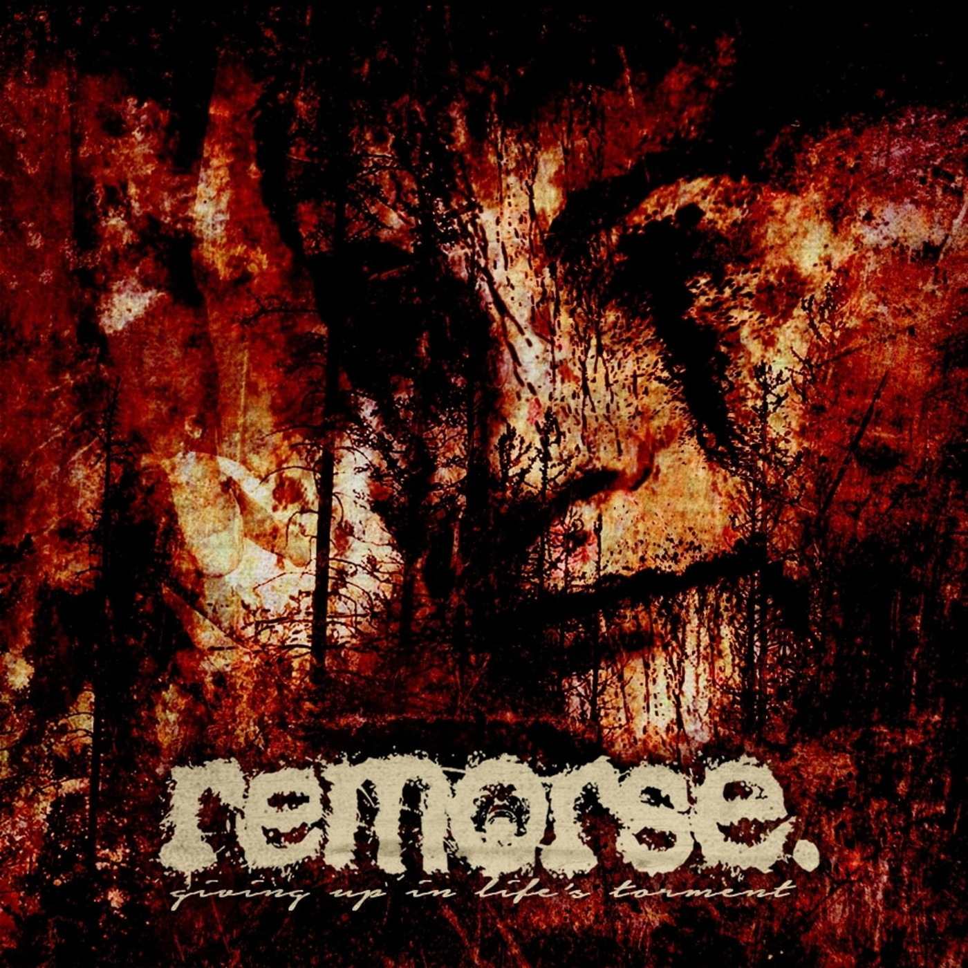 remorse. - Giving Up In Life's Torment [EP] (2019)