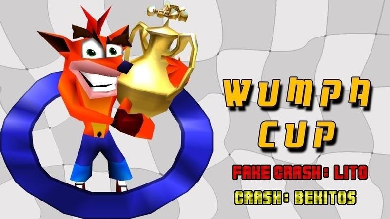 Crash Team Racing Wumpa Cup Multiplayer con Lito