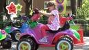 Веселое путешествие девочки Шустрика по Бабушкинскому парку