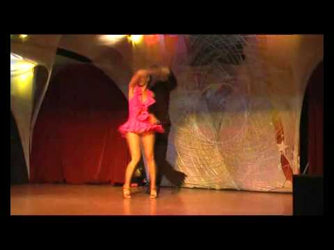 Сальса Выступление на фестивале Шаг Вперед 11
