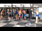 Good Old Boxing in Warriors Camp - Today Training(18.03.19)