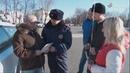 В Серпухове прошла акция посвящённая памяти жертв ДТП