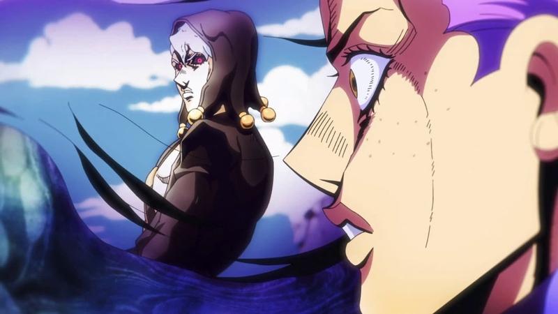 JoJo's Bizarre Adventure Golden Wind OP 2 Uragirimono no Requiem 1080p