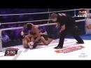M1Challenge96 Michel Sassarasito Silva TKOs Aleksey Ilyenko in 1R (M-1)