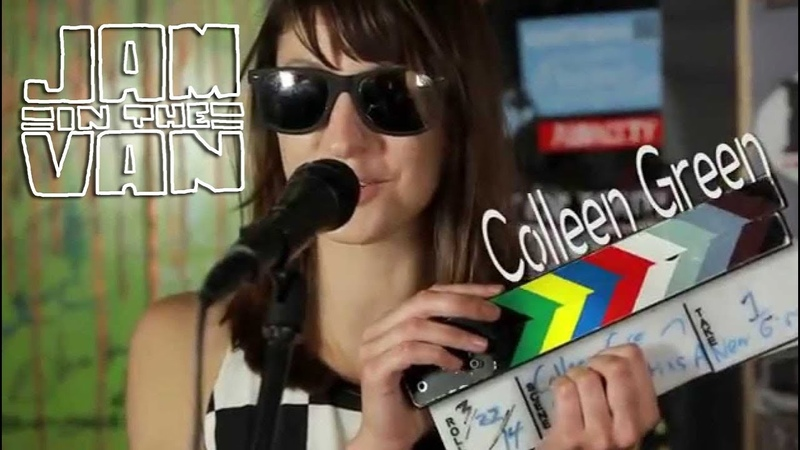 COLLEEN GREEN - Jesse Has A New Girl (Live at Burgerama III) JAMINTHEVAN