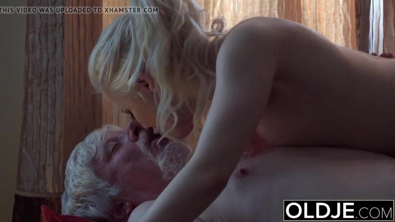Old Young Porn Grandpa Fucks Petite Teen