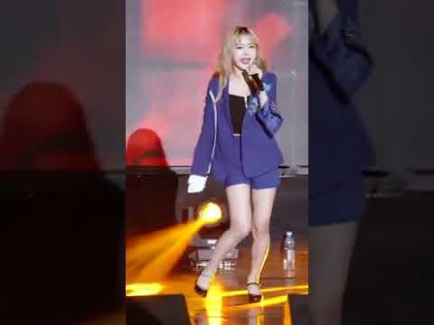 180826 - 배드키즈 (BADKIZ) 로희 - 핫해 (HOTHAE) - 평택락페스티벌 직캠 korea sexy girl dance