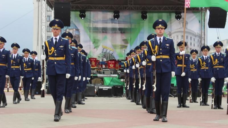 Заключительный тур военных духовых оркестров | Типичный Бобруйск