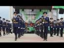 Заключительный тур военных духовых оркестров Типичный Бобруйск