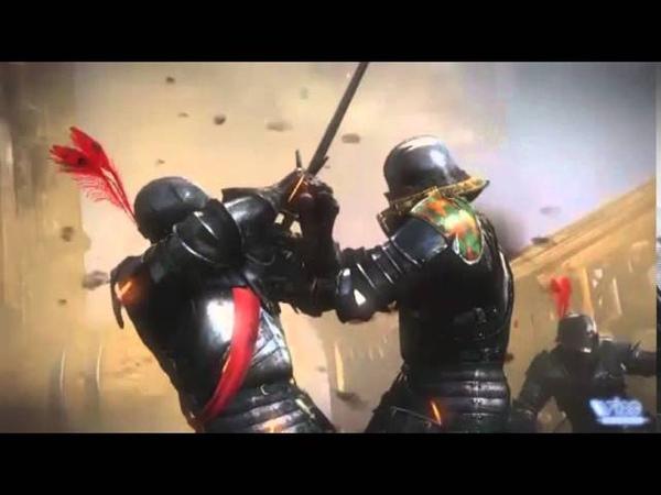 The Witcher 2 Assassins of Kings Clip Ведьмак 2 убийцы королей клип